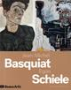 JEAN-MICHEL BASQUIAT - EGON SCHIELE - A LA FONDATION LOUIS VUITTON